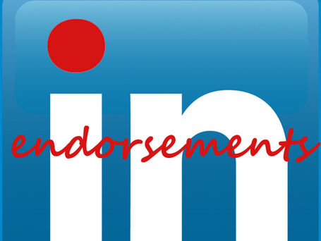 LinkedIn Endorsements: Love 'em or Hate 'em? | MoreMarketing | Scoop.it