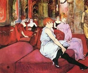 Pintores franceses: Henri de Toulouse-Lautrec (texto y video)   Cuba ...   Contemplación   Scoop.it