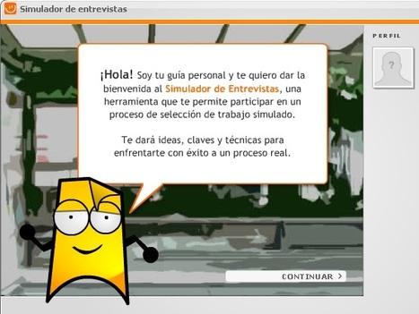 simulador | Jóvenes y el Mundo del Trabajo | Scoop.it