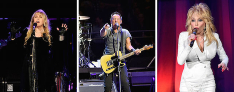 Sped Up Springsteen Sounds Exactly Like Stevie Nicks And Dolly Parton - Q104.3 | Bruce Springsteen | Scoop.it