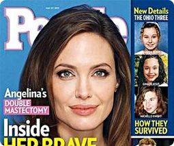 EXPOSED: Angelina Jolie part of a clever corpor...