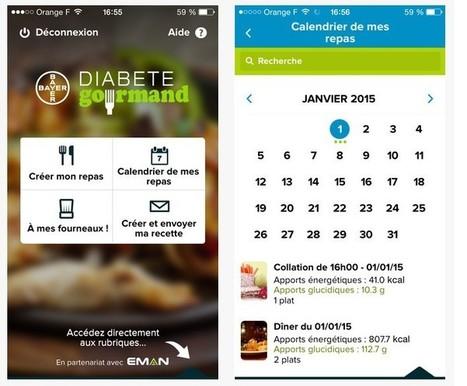 » Diabète : une appli mobile pour évaluer ses apports nutritionnels au quotidien MyPharma Editions | L'Info Industrie & Politique de Santé | Santé mobile et objets connectés | Scoop.it