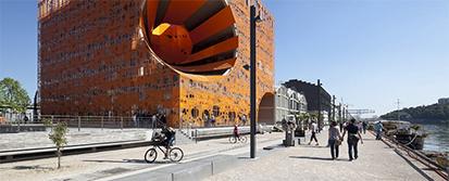 Lyon Confluence : l'histoire d'un quartier durable et intelligent | Cleantech Republic | Le futur de l'éclairage public | Scoop.it