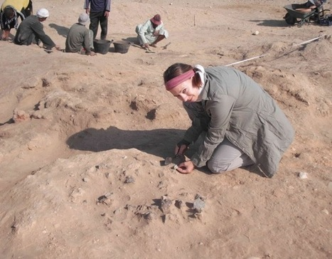 Update on Rakow Research Grant work currently happening in Egypt | Egyptology and Archaeology | Scoop.it
