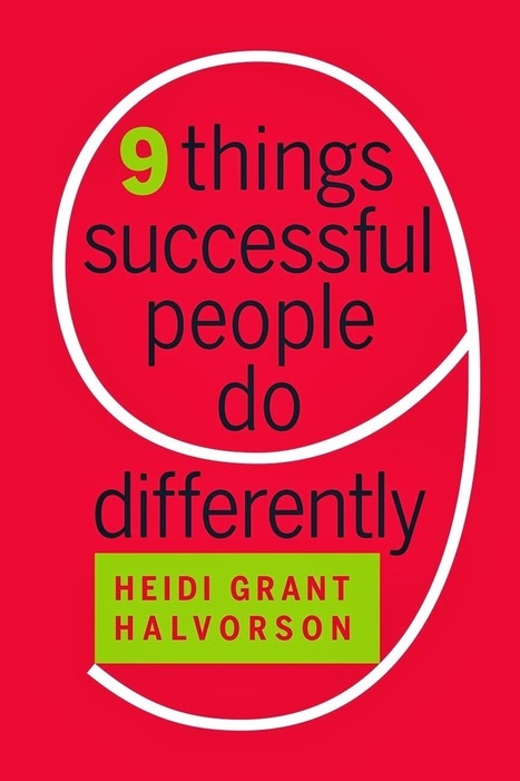 Dr. Heidi Grant Halvorson | Careers | Scoop.it