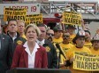 Crowded By Admirers, Elizabeth Warren Says It's All About Control Of The Senate | Massachusetts Senate Race 2012 | Scoop.it