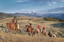 "Natural Horsemanship Clinic, August 25-31, 2013 « Just ""Dude"" It – The Dude Ranchers' Association Blog | Horse Sense | Scoop.it"