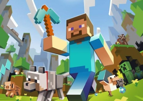 Microsoft Corporation (NASDAQ:MSFT) Wants To Use Minecraft to Teach ... - LearnBonds | Leadership for Mobile Learning | Scoop.it