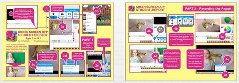 Why & How to Green Screen in class | Ipad in der Schule | Scoop.it