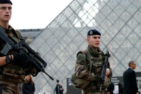 Les Inrocks - Après les attentats, qui sont ces jeunes qui se précipitent à l'armée ? | 694028 | Scoop.it
