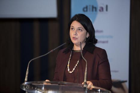 Sylvia Pinel a participé à la journée nationale d'échanges sur les pensions de famille et résidences-accueil | intelligence collective | Scoop.it