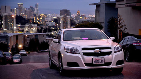 Lyft Says Self-Driving Cars Will Dominate the Road in Five Years | SMARTCITY -Ville durable, agréable et connectée | Scoop.it