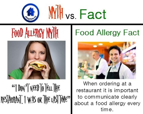 Blog @ AllergyHome.org | Writing about food allergies from a pediatric allergist's perspective | School Nursing | Scoop.it