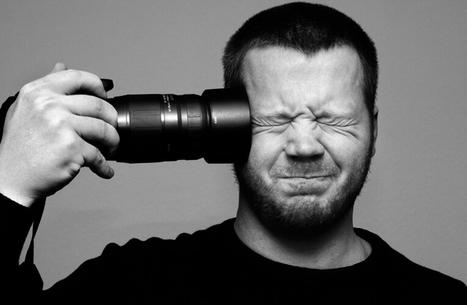 La vie du photographe résumée en 32 GIFs | Contenu pour mon Blog | Scoop.it