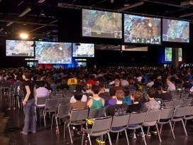 Major League Gaming, PlayStation 4, and the Rise of Online Gaming ... - Geekosystem | Serious gaming | Scoop.it