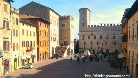 Urban trekking among tales and legends in Medieval Italy   Italia Mia   Scoop.it