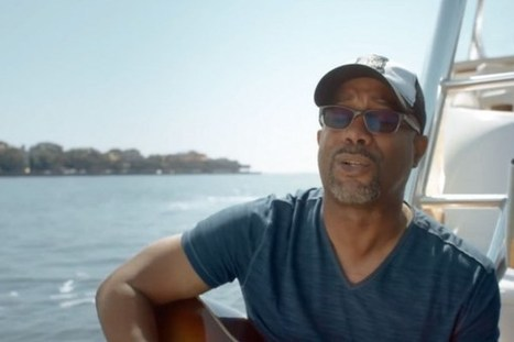 Darius Rucker Celebrates the South in 'Southern Style' Video [Watch] | Country Music Today | Scoop.it