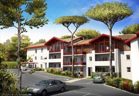 Nouveau programme immobilier neuf IBANI à Saint-Jean-de-Luz - 64500 | L'immobilier neuf Côte Basque | Scoop.it
