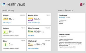Microsoft Launches Windows 8 App for HealthVault Medical Record Platform | Windows 8 Debuts 2012 | Scoop.it