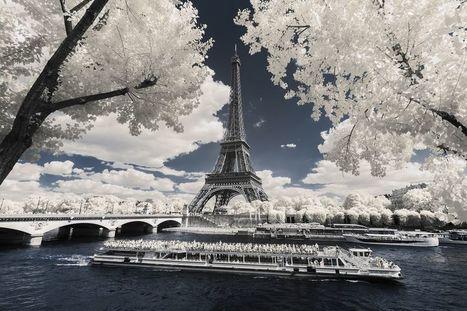 Paris Invisible : de magnifiques photos de Paris en infrarouge   Photography Stuff For You   Scoop.it
