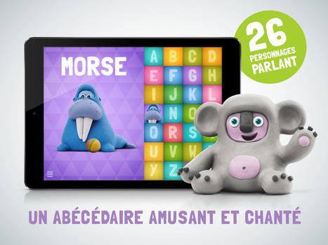 ALPHABET PARLANT : une application interactive et ludique pour apprendre l'alphabet - Ludovia Magazine | SeriousGame, MOOC, Elearing | Scoop.it