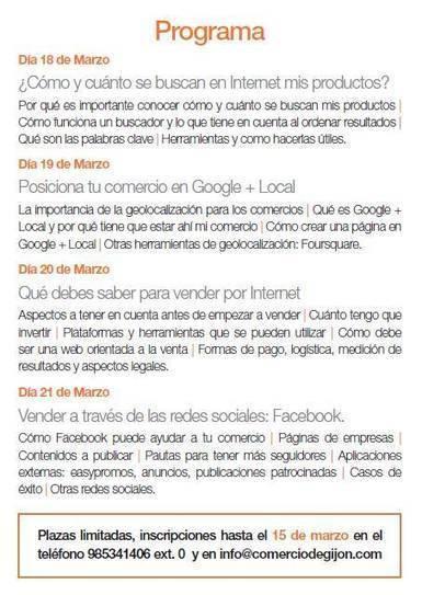 Blog: Semana del Comercio Online en Gijón | comercio y TICs | Scoop.it