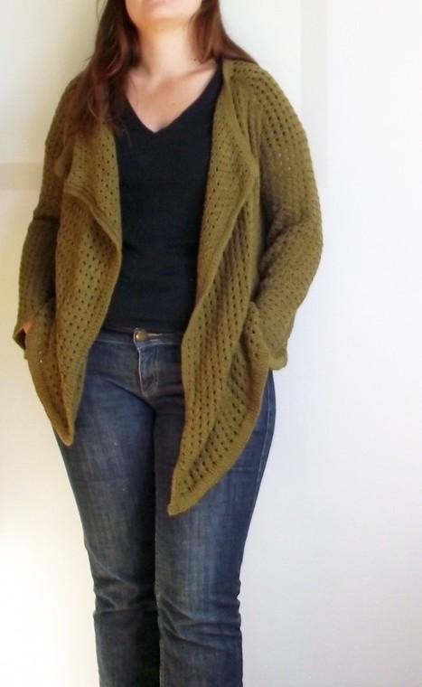 Le tricot raisonné | in the loop - Le webzine des arts de la laine | Tricot & co | Scoop.it