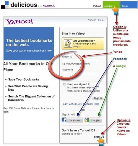 Marcadores Sociales: Mister Wong, Diigo y Delicious | EDUDIARI 2.0 DE jluisbloc | Scoop.it