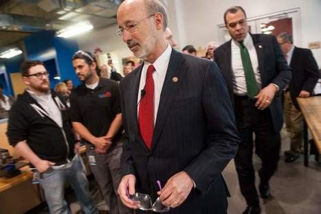 UPMC claims union ties bias Wolf against health giant   Wolf Administration Insults   Scoop.it