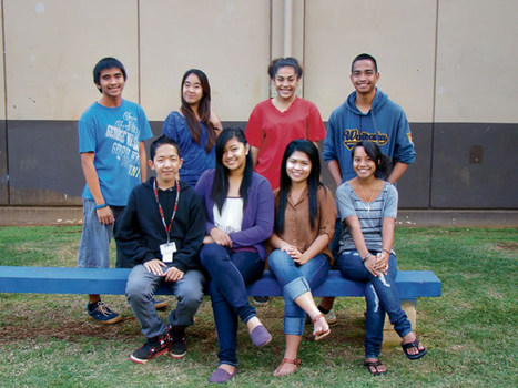 Waipahu High Students Build Aerial Quadcopter | Rise of the Drones | Scoop.it
