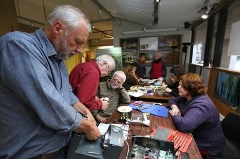 Où réparer des objets gratuitement et en s'amusant ? | Repair Café | Scoop.it