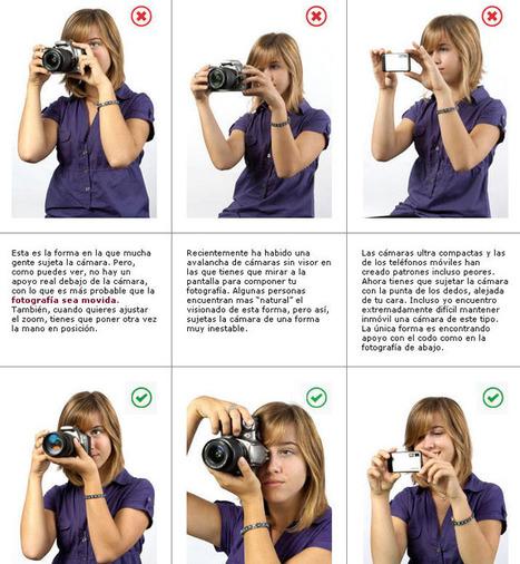 40+ tutoriales de fotografía digital, en español y con ilustraciones   Una Zona Geek   Nikon y consejos   Scoop.it