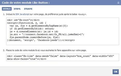 Facebook et le e-commerce – Episode 1, les bases | Time to Learn | Scoop.it