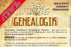 Le jeu Généalogik lève 15.000 euros pour sa fabrication ! | Rhit Genealogie | Scoop.it