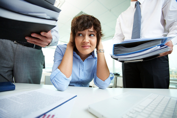 Stress In The Workplace: Can It Be Managed? | Virtual Office | Scoop.it