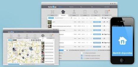 Home'n'go met l'open data au service de la recherche de logement | Territorial & Web Digital | Scoop.it