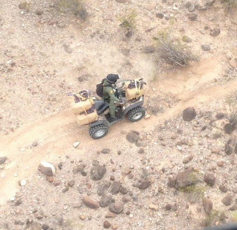 Marijuana, ATVs abandoned on Ariz. reservation - MyFox Phoenix | All Terrain Vehicles | Scoop.it