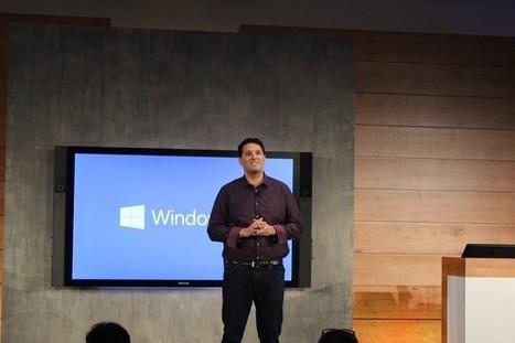 Microsoft unveils the latest version of Windows 10 - Neowin | Windows 8 - CompuSpace | Scoop.it