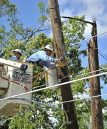 UPDATE: Utilities crews deny claims of union discrimination during Sandy response | The Billy Pulpit | Scoop.it