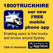 Moving Trucks Rental, Hire Driver, Mini Buses, Van, Prime Mover, Semi-Trailer, Heavy Vehicle - Sydney | Tips on How to Van Hire | Scoop.it