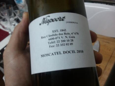 Niepoort Moscatel Dócil 2010 #vinhodanoite | #vinhodanoite | Scoop.it