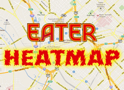 The Eater Dallas Heatmap: Where To Eat Right Now, B.A.D. Scoops up 4 out of 10! | aCommunityAffair Oak Cliff | Scoop.it