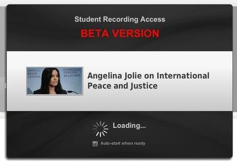 Listen To Student Recordings! | EnglishCentral World Report | Scoop.it