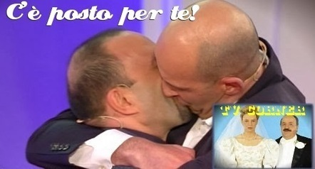 C'è Posta Per Te: prima coppia gay con Laura Pausini testimone! - JHP by Jimi Paradise™ | QUEERWORLD! | Scoop.it