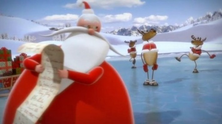 The Story Behind the France2 Christmas Animation | Machinimania | Scoop.it