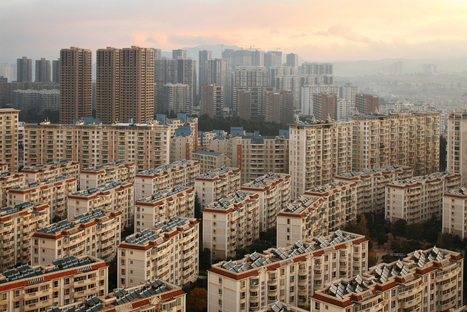 Using Big Data to Determine the Extent of China's Ghost Cities | Anything Mobile | Scoop.it