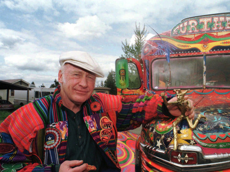 Ken Kesey On Misconceptions Of Counterculture   One Flew Over the Cuckoo's Nest   Scoop.it
