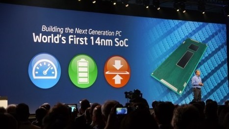 IDF13: Intel Showcases 14nm Broadwell CPU Powered Laptop and Haswell-Y – Broadwell Chips To Ship By End of 2013 | Info-Pc | Hardware | Scoop.it