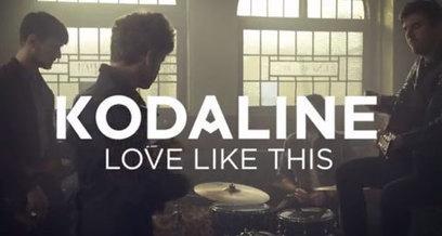 Kodaline – Love Like | Clumsybaby, blog musical | Kodaline | Scoop.it