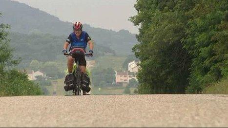 Did'tour : le tour de France à vélo pour une bonne cause - France 3 Lorraine   Sapeurs-pompiers de France   Scoop.it